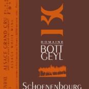 2013 Bott-Geyl Riesling Schoenenbourg Grand cru