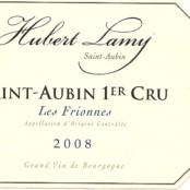 2014 Lamy St Aubin 1er Frionnes