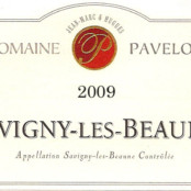 2014 Pavelot Savigny les Beaune villages