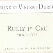 2014 Dureuil Janthial Rully 1er cru Raclots