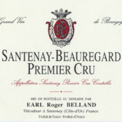 2015 Roger Belland Santenay Beauregard 1er cru 375ml