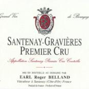 2014 Roger Belland Santenay 1er cru Gravières