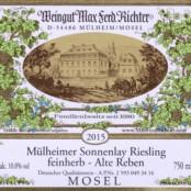 2015 Richter Mullheimer Sonnenlay Feinherb Alte Reben