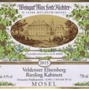 2015 Richter Veldenzer Elisenberg Kabinett