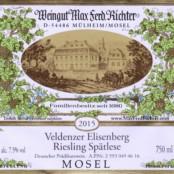 2016 Richter Veldenzer Elisenberg Spatlese