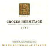 2016 Rousset Crozes Hermitage blanc