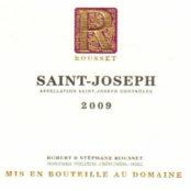 2014 Rousset Saint Joseph