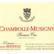 2015 Francois Bertheau Chambolle Musigny 1er cru