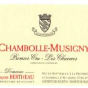 2015 Francois Bertheau Chambolle Musigny 1er Charmes