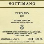 "2014 Sottimano Pairolero Barbera d""Alba"