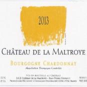 2015 Chateau de la Maltroye Bourgogne blanc