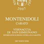 2012 Montenidoli Vernaccia di San Gimignano Carato