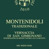 2015 Montenidoli Vernaccia di San Gimignano Tradizionale