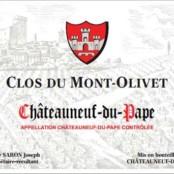 2015 Clos du Mont Olivet Chateauneuf du Pape