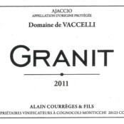 2015 Vaccelli Granit blanc Magnum