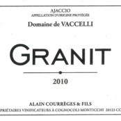 2014 Vaccelli Granit rouge Magnum