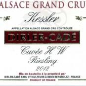 2015 Dirler-Cadé Riesling Kessler Grand cru Heisse Wanne