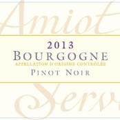 2015 Amiot Servelle Bourgogne rouge
