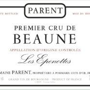 2015 Parent Beaune 1er cru Epenottes