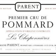 2015 Parent Pommard 1er Chaponnieres