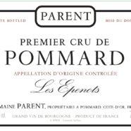 2015 Parent Pommard 1er Epenots