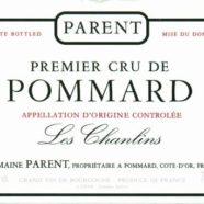 2015 Parent Pommard 1er Chanlins