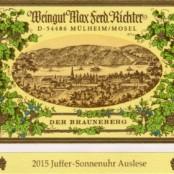 2016 Richter Juffer Sonnenuhr Auslese Fass 38 375ml