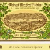 2016 Richter Juffer Sonnenuhr Spatlese