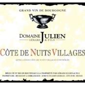 2015 Gerard Julien Cotes de Nuits villages MAGNUM