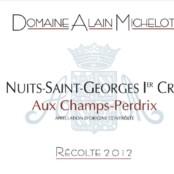 2014 Alain Michelot Nuits St Georges 1er cru Champs Perdrix