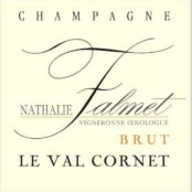 2012 Nathalie Falmet le Val Cornet Brut Magnum