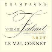 2012 Nathalie Falmet le Val Cornet Brut