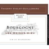 2016 Violot Guillemard Bourgogne Maisons Dieu