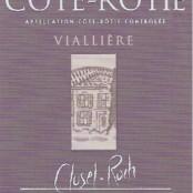 2015 Clusel Roch Cote Rotie Vialliere
