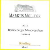 2016 Markus Molitor Brauneberger Mandelgraben Eiswein 375ml