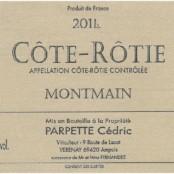 2016 Cedric Parpette Cote Rotie Montmain Magnum