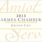 2016 Amiot Servelle Charmes Chambertin Grand cru