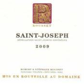 2016 Rousset Saint Joseph