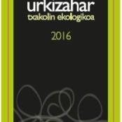 2016 Urkizahar Txakoli