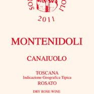 2017 Montenidoli Canaiuolo rosé