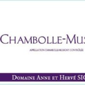 2016 Sigaut Chambolle Musigny villages