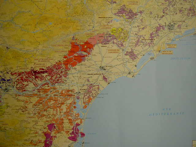 The Roussillon and Languedoc